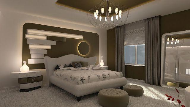 belle chambre moderne décoration idée déco chambre a coucher belle