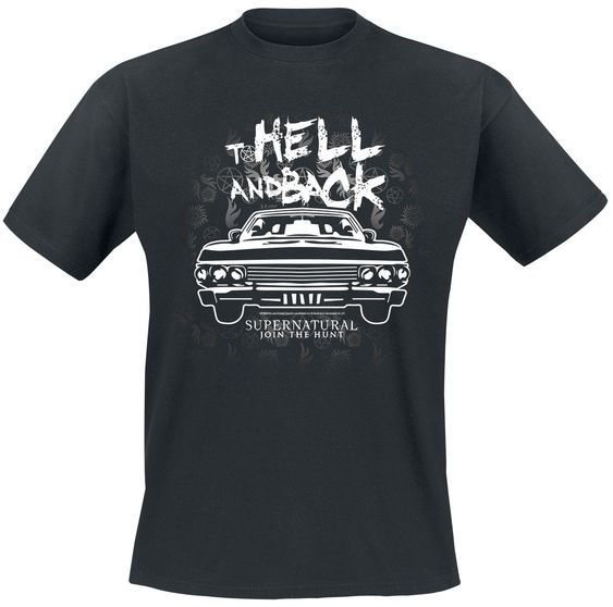 To Hell T-Shirt DAN #shirtsale
