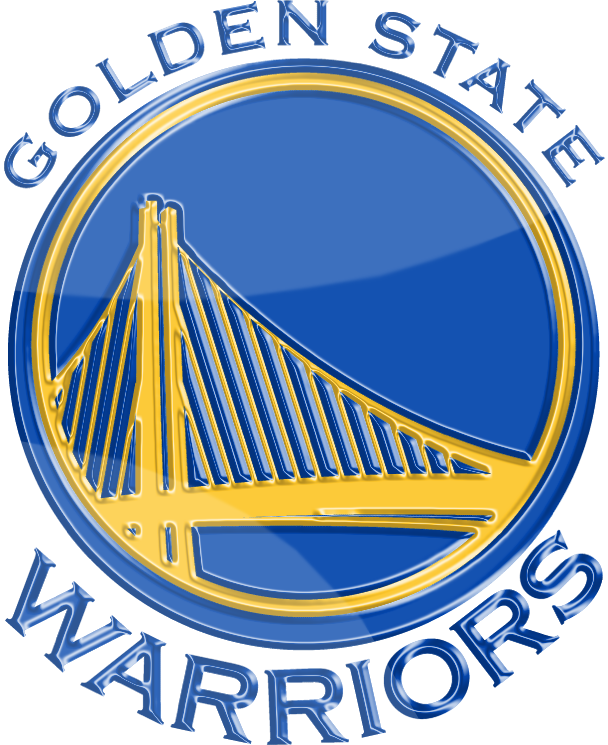 Golden State Warrior 3D Logo by