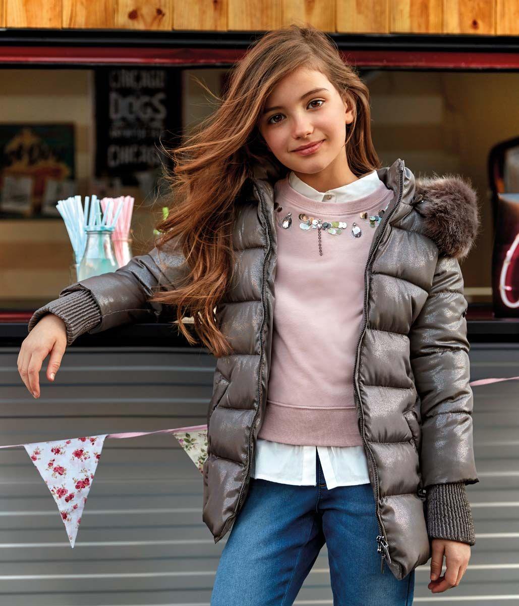 32bd589e3324 Mayoral Coleccion Junior Otoño Invierno 2017 | Girls clothes