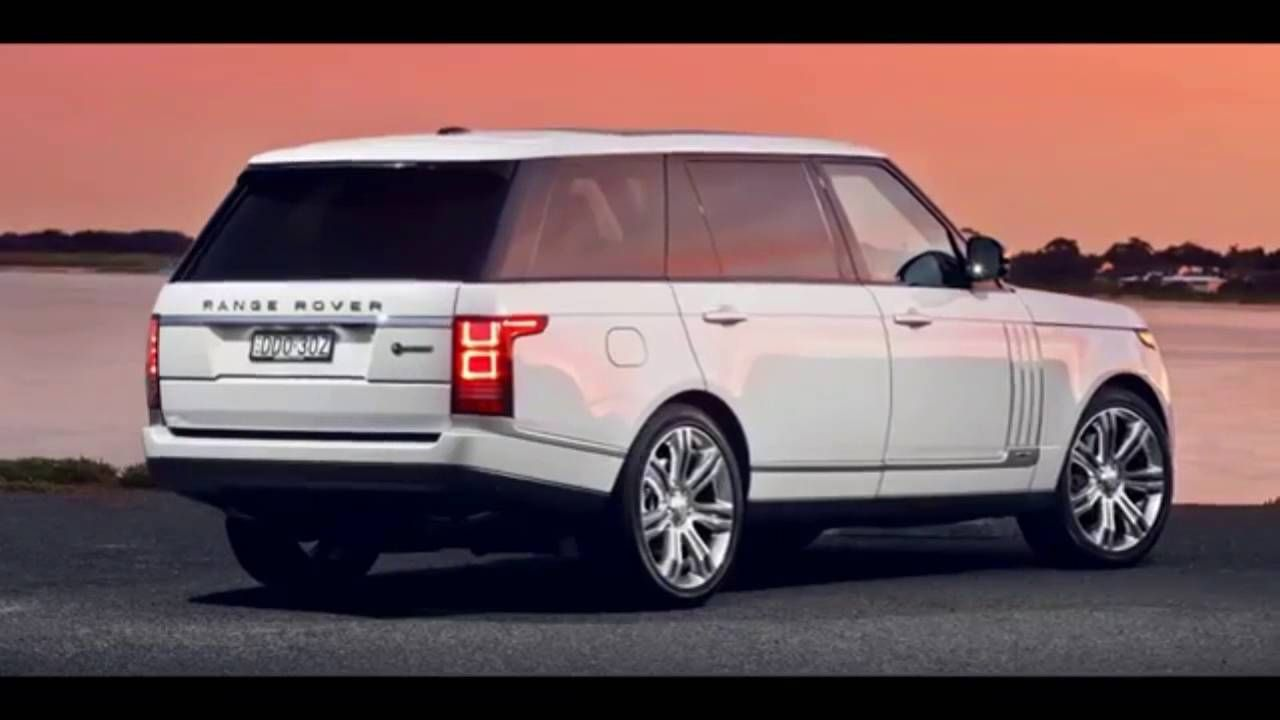 2016 Range Rover SV Autobiography Review Range rover