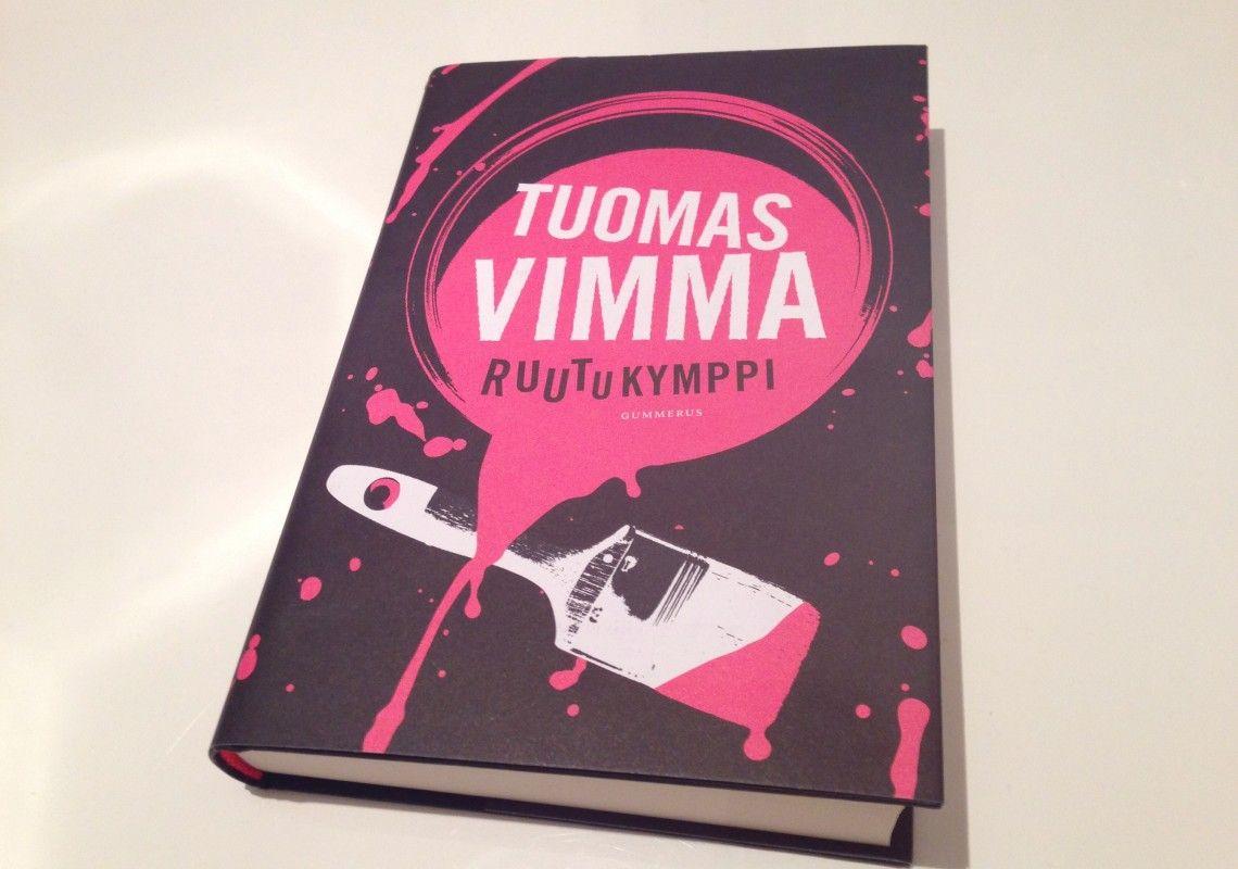 Ruutukymppi: Joululahjaksi Tuomas Vimmaa - Eduardo.fi