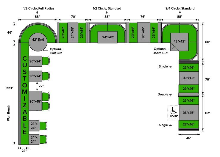 Choosing And Organizing Your Restaurant Booth Seating Restaurant Booth Seating Restaurant Booth Restaurant Seating
