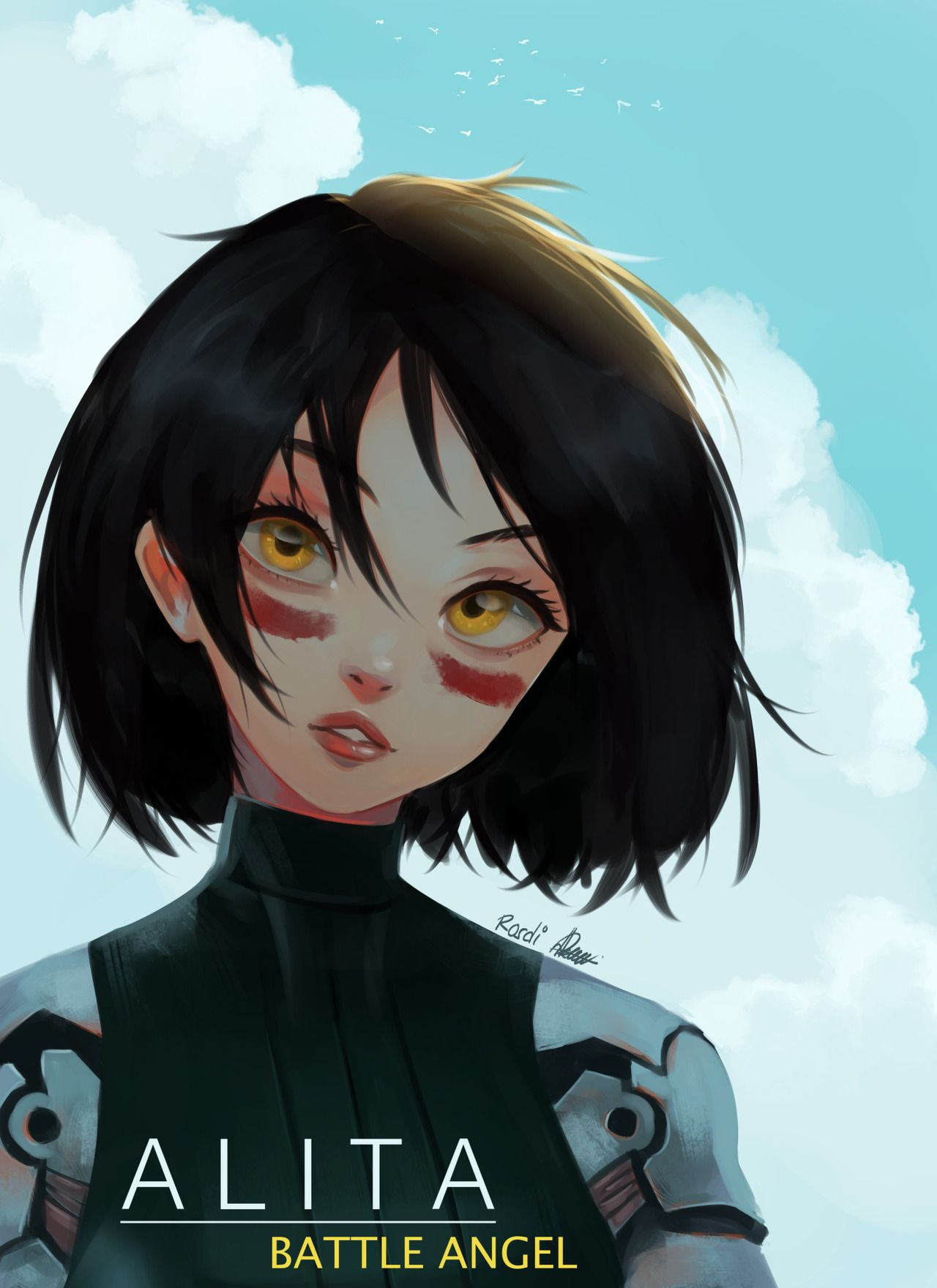Pin By Marc Pommier On Anime Characters Battle Angel Alita Anime Anime Characters