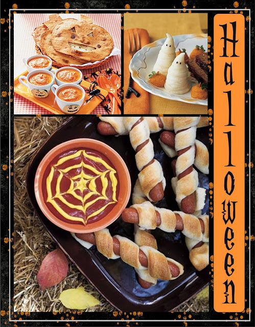 It\u0027s Written on the Wall 39 Halloween Themed Dinners-Get All The - halloween treat ideas for toddlers