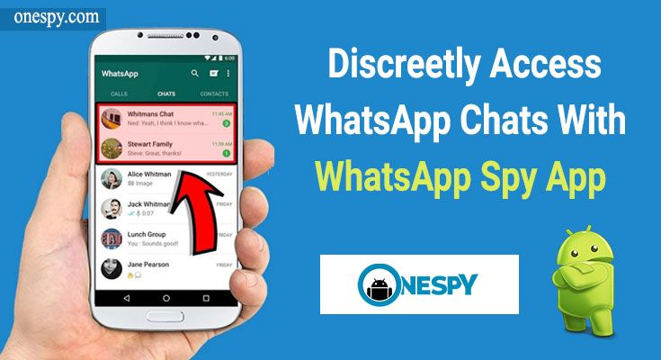 WhatsApp Spy App is one of the many useful features of the android