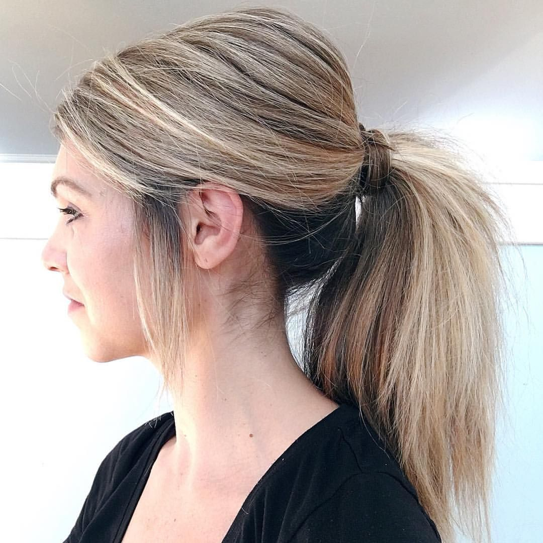 "K R I S T I N ???????? en Instagram: ""sharing a couple tips for a fuller ponytail????????‍♀️only an elastic & a couple bobby pins needed! I recommend some teasing at crown - see previous…"" #fullerponytail K R I S T I N ???????? en Instagram: ""sharing a couple tips for a fuller ponytail????????‍♀️only an elastic & a couple bobby pins needed! I recommend some teasing at crown - see previous…"" #fullerponytail K R I S T I N ???????? en Instagram: ""sharing a couple tips for #fullerponytail"