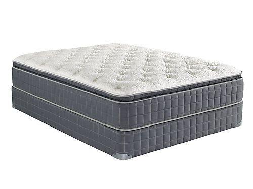 King Sleep Inc By Corsicana 115 Body Contours Iv Pillow Top