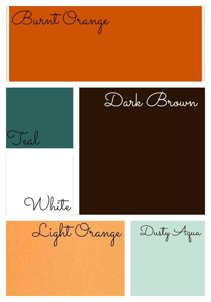 Choosing Complimenting Colors For Homes : Caribbean Home Color Palette Final