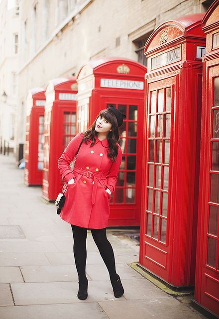 phone box and cute outfit