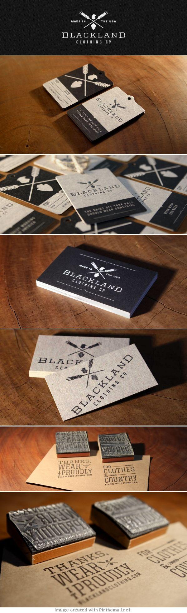 Corporate clothing logo design business card label stamp | Modern ...