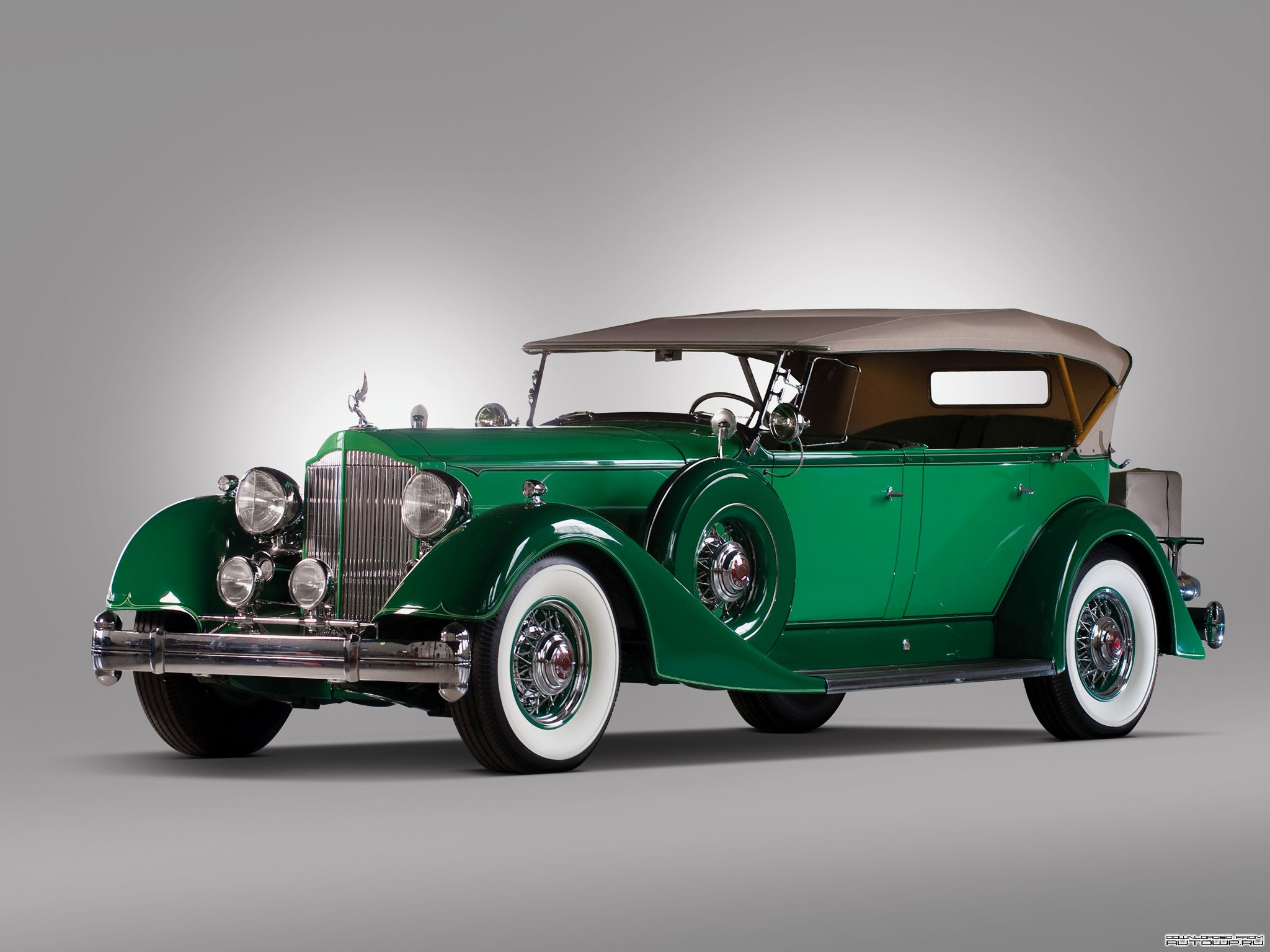 1934 Packard.. Maintenance/restoration of old/vintage vehicles: the ...