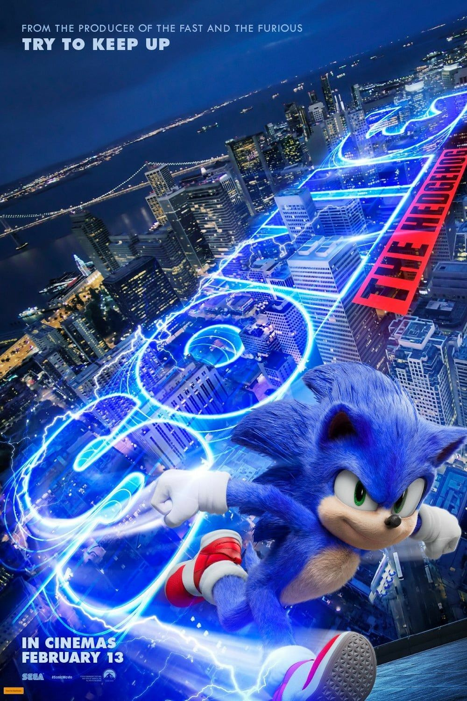 Sonic La Pelicula Pelicula Completa Dvd Mega Latino 2020 En Latino In 2020 Hedgehog Movie Sonic The Hedgehog Free Movies Online