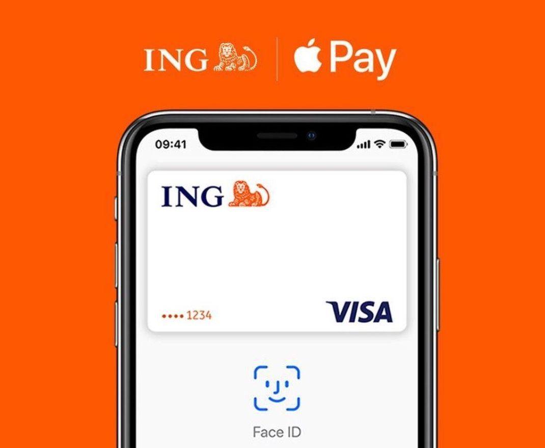 Apple Pay chez ING dans le courant du premier semestre en