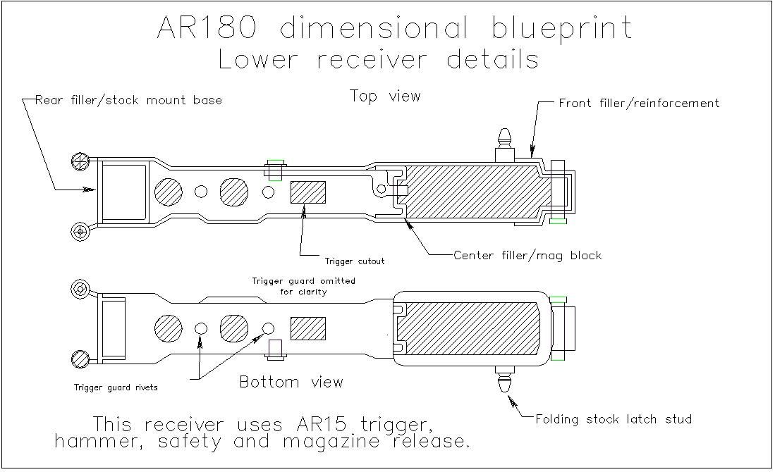 Weaponeer Forums Letu0027s collaborate on a 223 expedient ArmaLite - best of blueprint design for mac