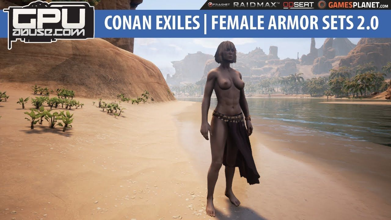 how to become set conan exiles
