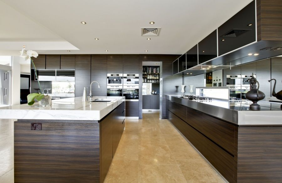 Kitchen with butlers pantry designs google search for Modern kitchen pantry