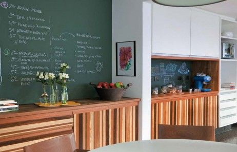 Decora la cocina con pintura de pizarra | Pintura de pizarra ...