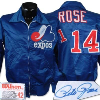 montreal expos | Montreal Expos Jacket