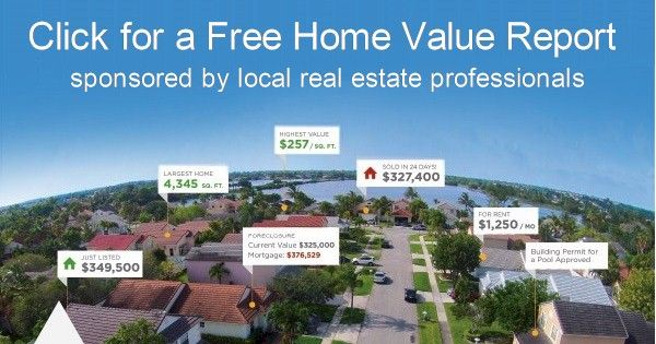 Get alerts about your home value and neighborhood housing ...
