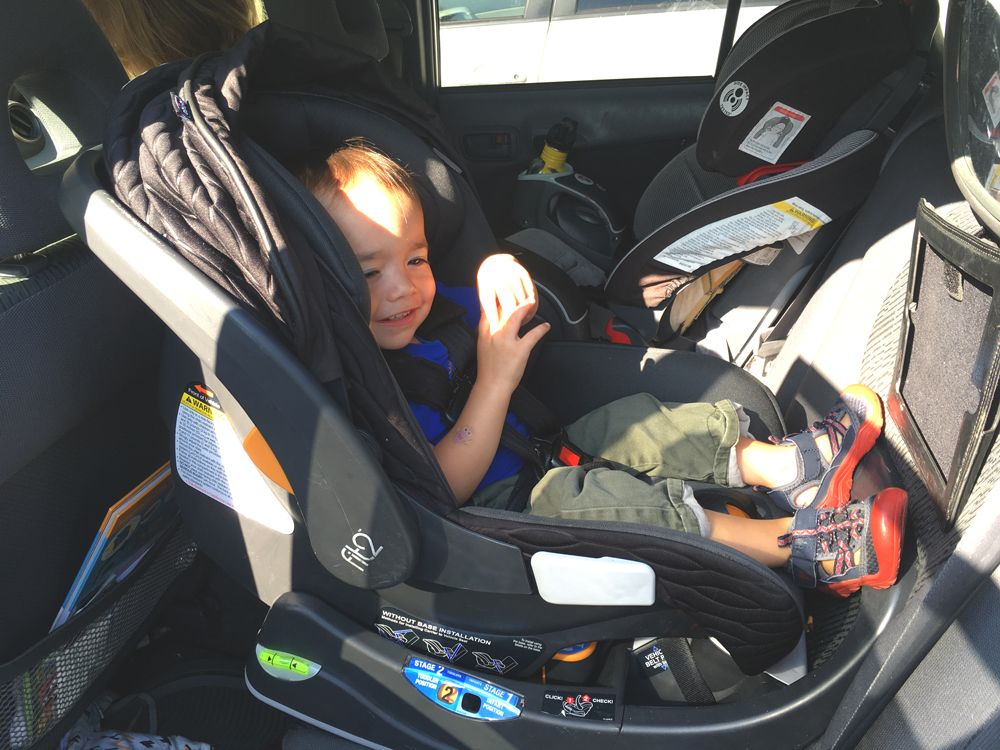 Chicco Fit2 Car Seat Review Keeping Your Child Rear Facing Longer Just Got Easier