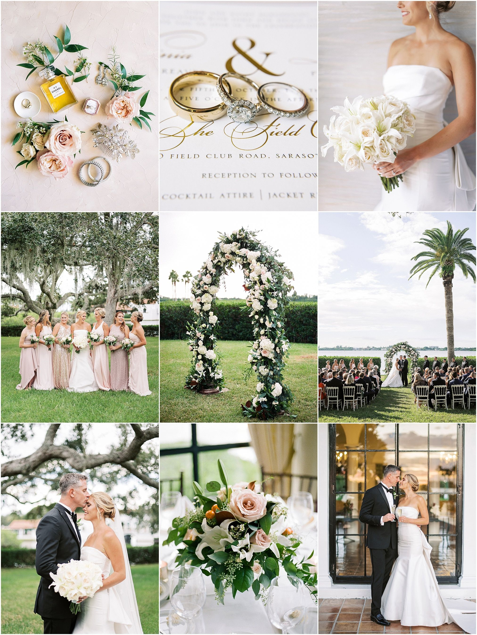 Elegant Sarasota Wedding At The Field Club Fine Art Wedding Photography Wedding Photography Inspiration Florida Wedding Photographer