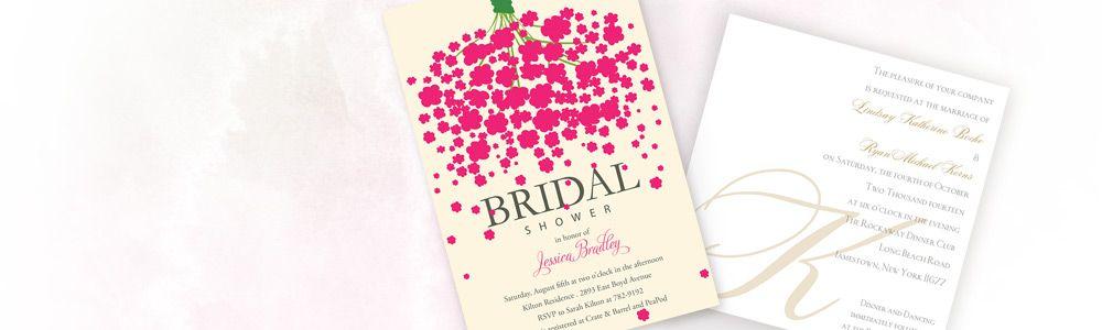 Wedding invite wording samples from bride groom th