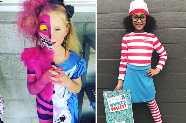 best character costumes parents who pulled off the best book week costumes