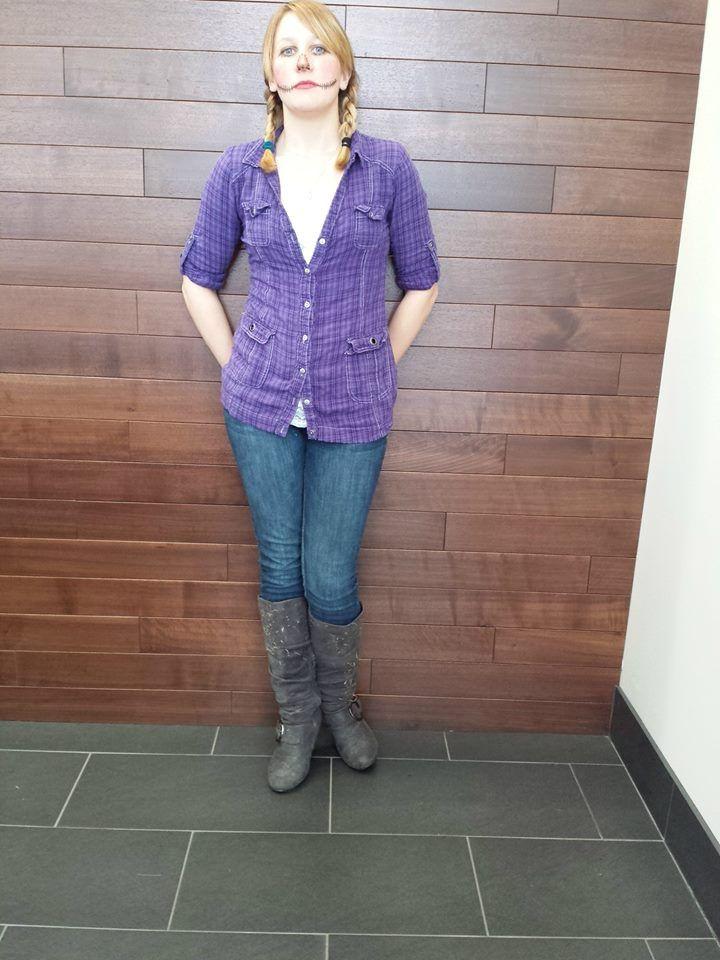 Tabitha Kraus As Scarecrow Bergstrom Infiniti Of Appleton Fashion Women S Top Women