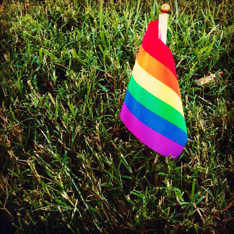 Gay Pride - Richmond.