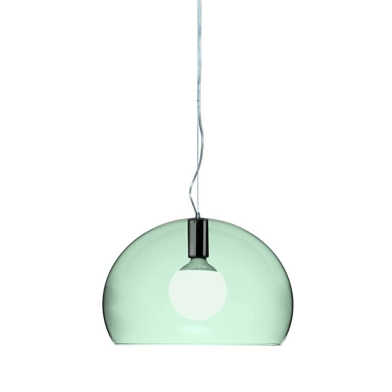 kartell fl y hanglamp small interiors