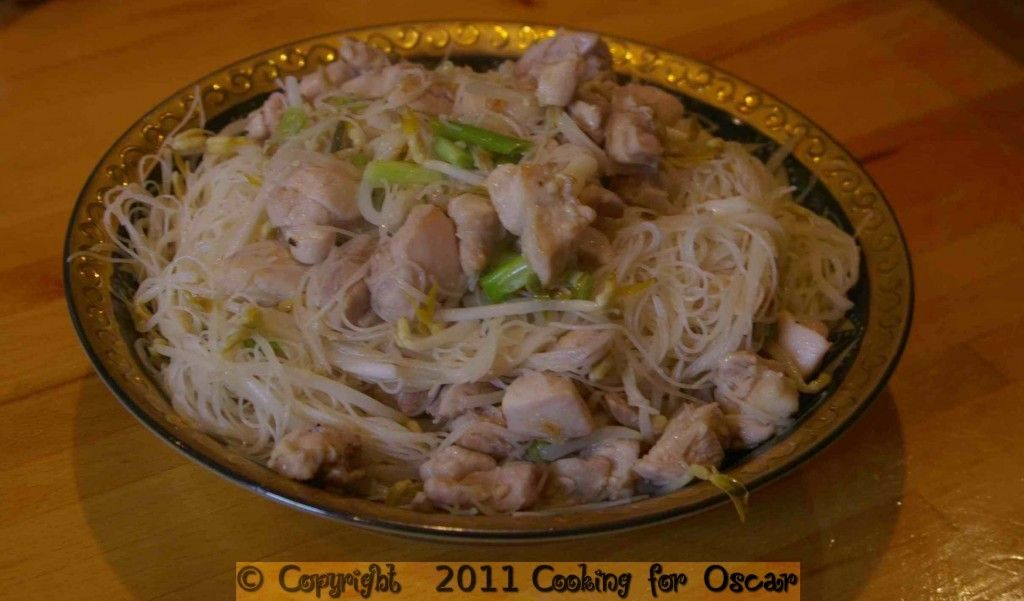 how to cook vermicelli rice noodles for spring rolls