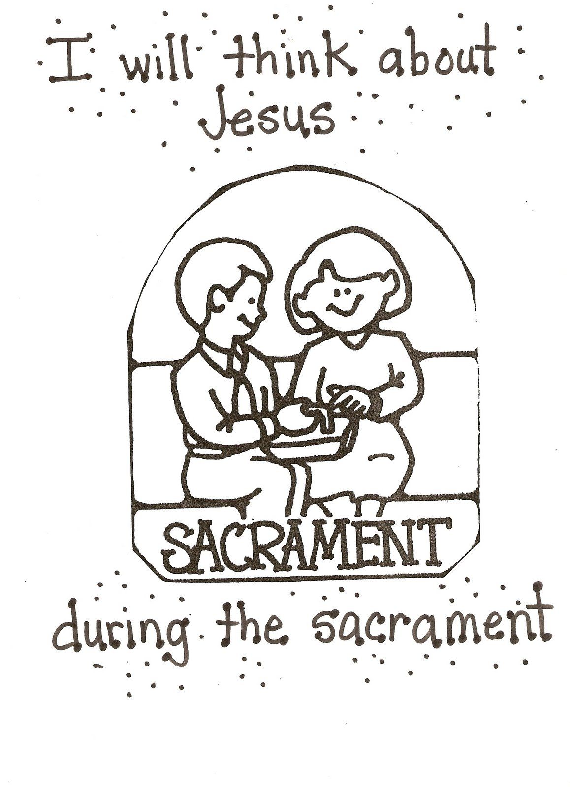 color+page,+sacrament.jpg (image) | Primary | Pinterest | Primary ...