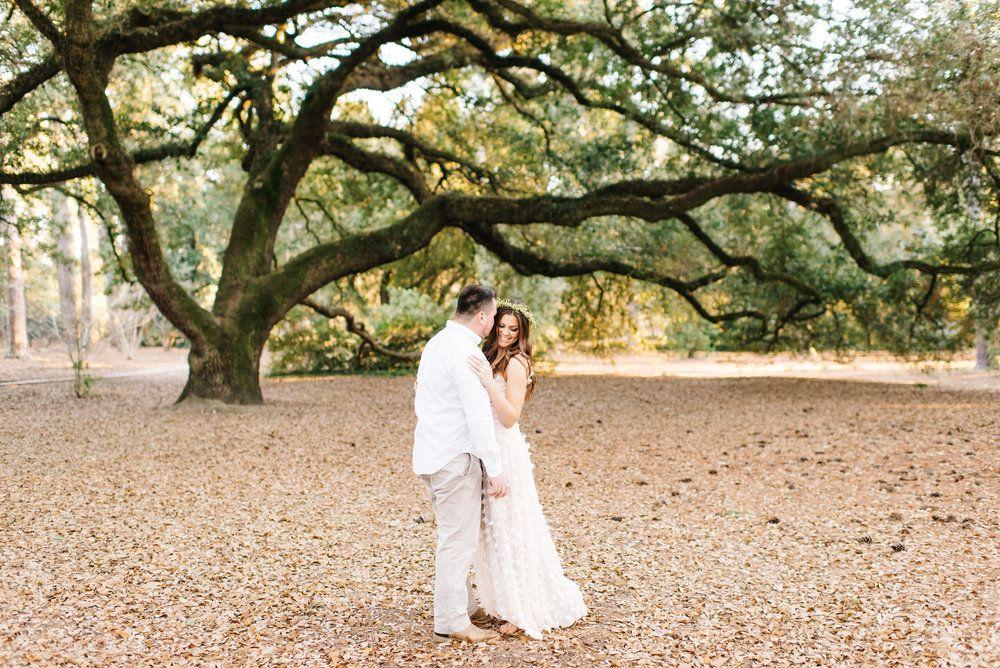 Brooke + Dylan l Hopelands Gardens Engagement Session l