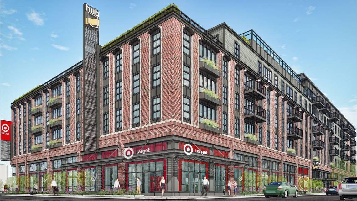 Target to open third Lexington location near UK campus