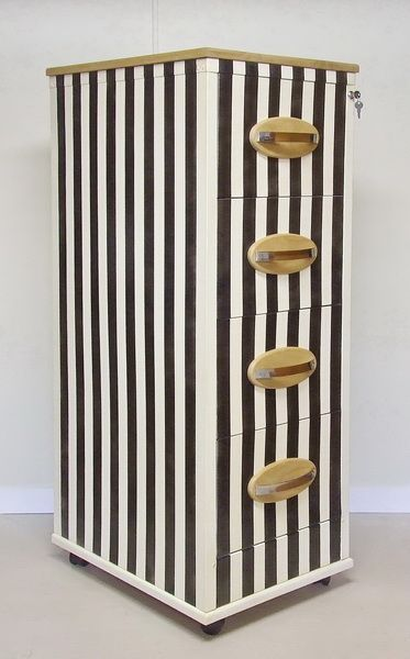 Funky Filing Cabinet