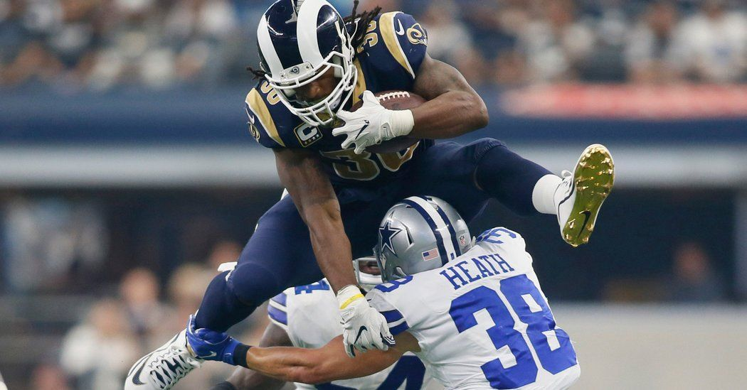 N F L Week 4 Here S What We Learned On Sunday Todd Gurley Nfl Highlights Nfl