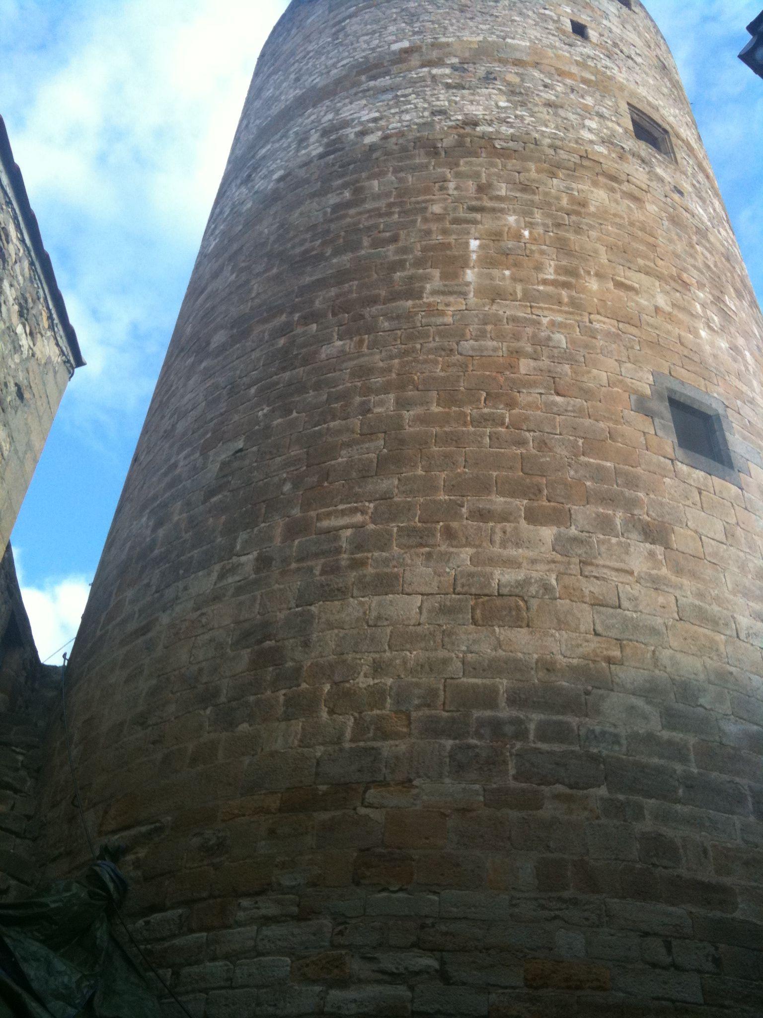 Tower in La Sauvetat.