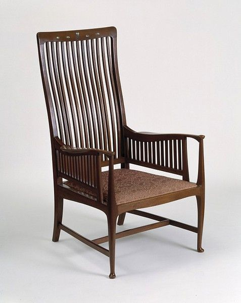 Armchair | Walton, George | Arts and Crafts Movement, 1899