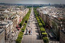 París - Campos Eliseos