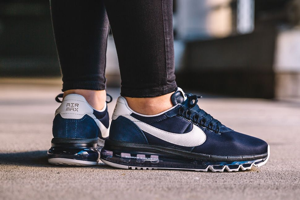 On Foot: Nike Air Max LD Zero H | My Steeze | Nike air max