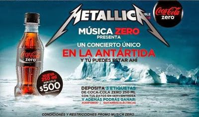 Metallica Heads For a New Frontier...A Concert in Antarctica