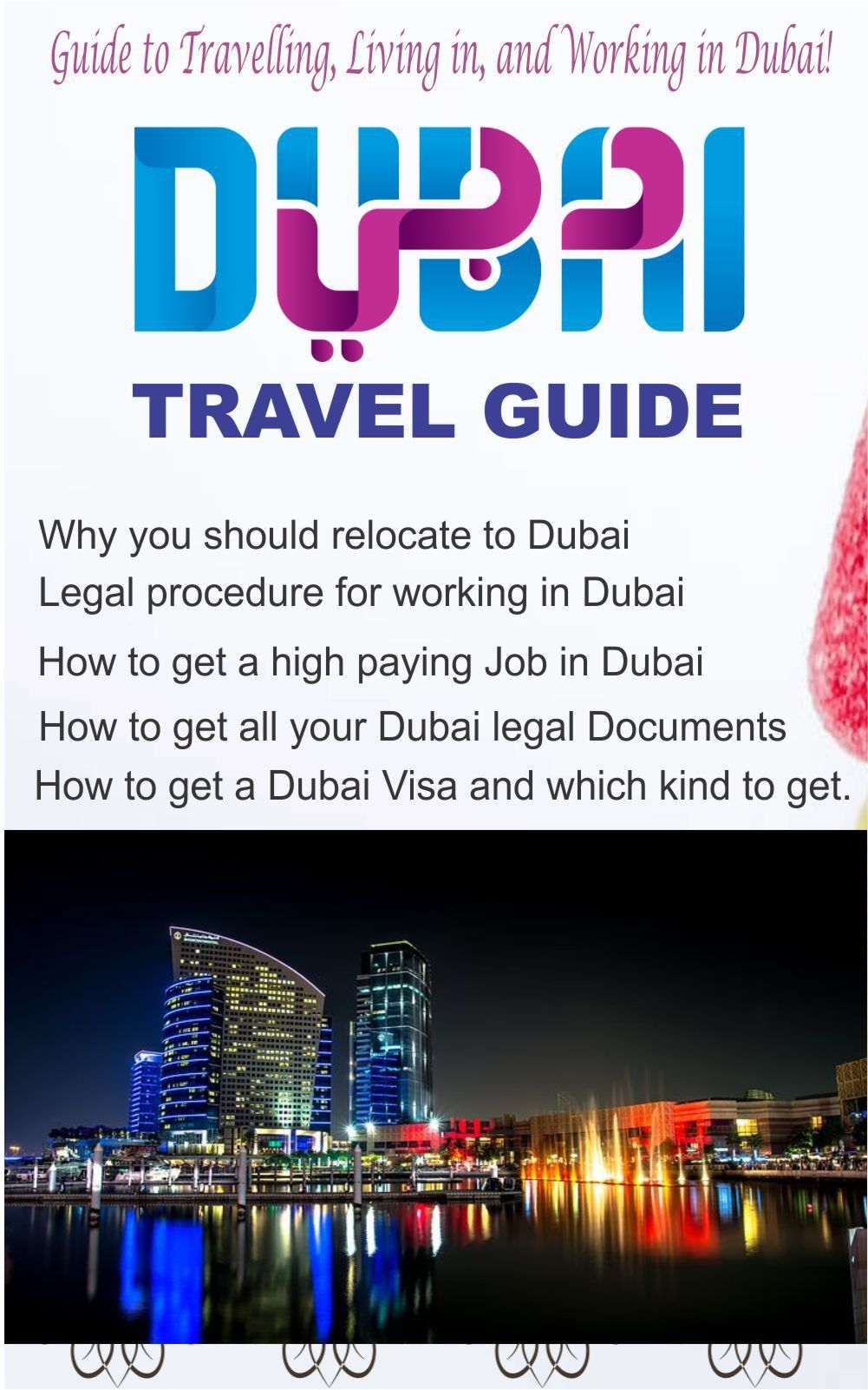 How To Get A Job In Dubai As An American