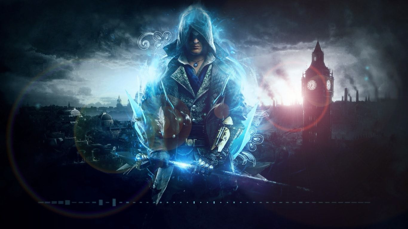 Download Assassins Creed Blue Wallpaper Engine Free 1080p
