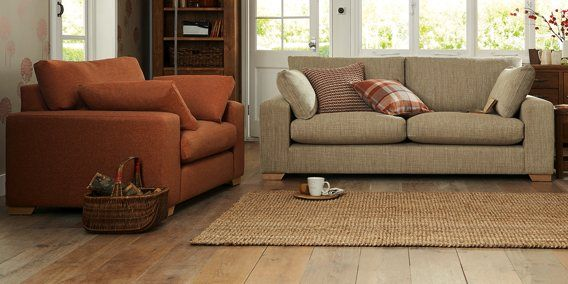 Buy Sonoma Ii Small Sofa 2 Seats Textured Weave Dark