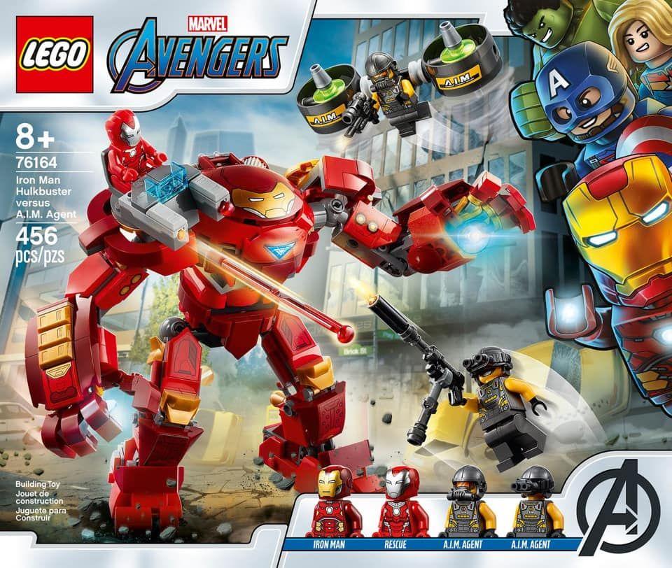 Marvel Super Hero Spiderman Ham Hulk Venom Iron Man Use With Lego 7 Mini Figures
