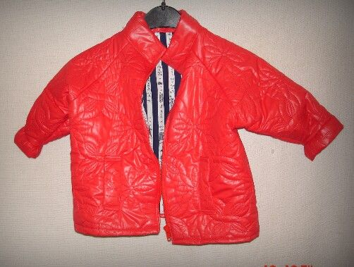 Baby jacket 2011
