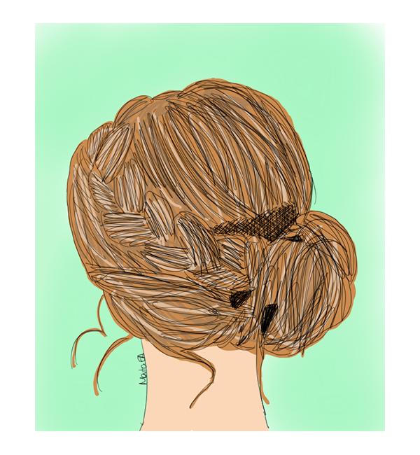 Peinados bonitos de Marta EA.