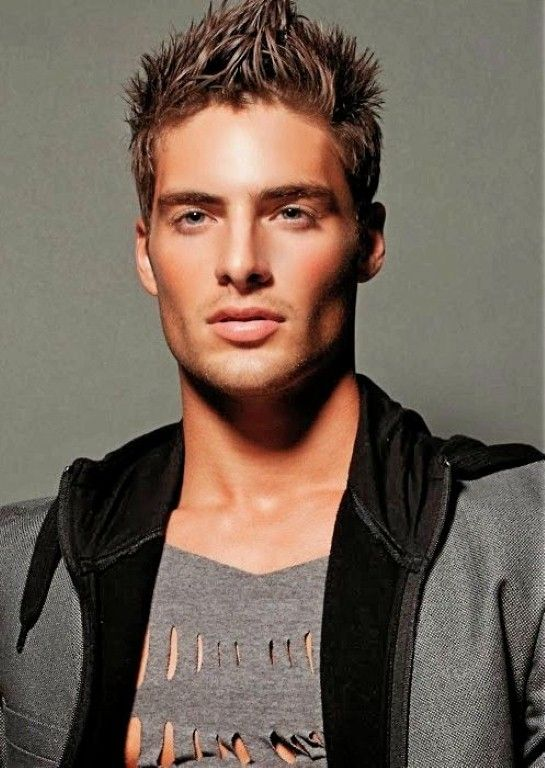 Mens Messy Hairstyles Alluring Short Spiky Hair Male  Google Zoeken  Cici Hair 2  Pinterest