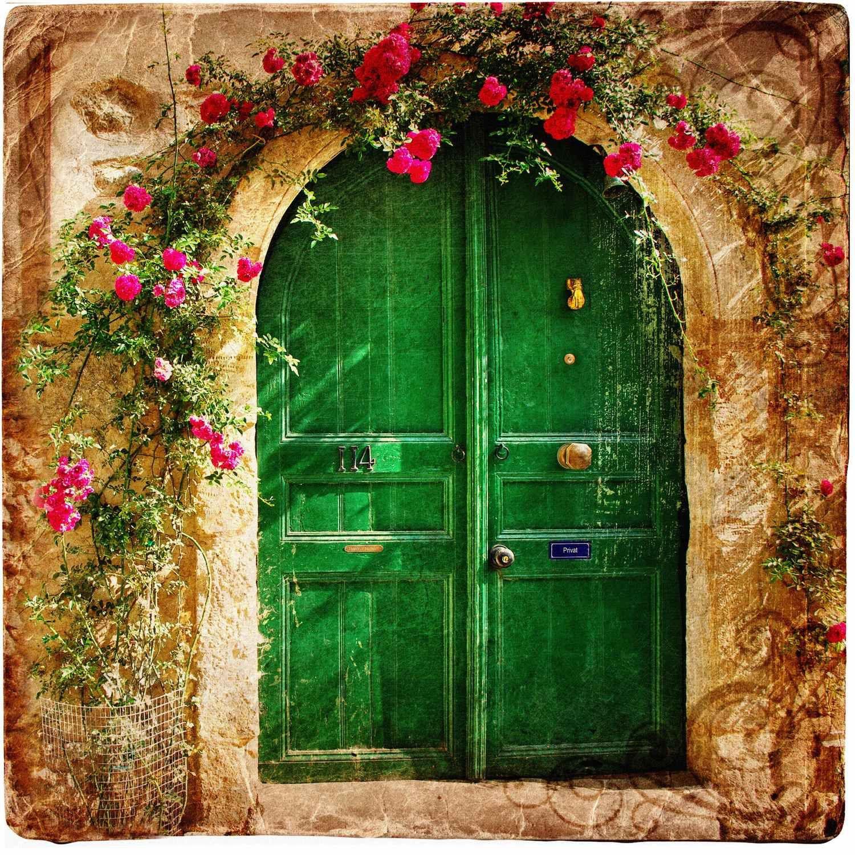 что дверь открытка фото учеником